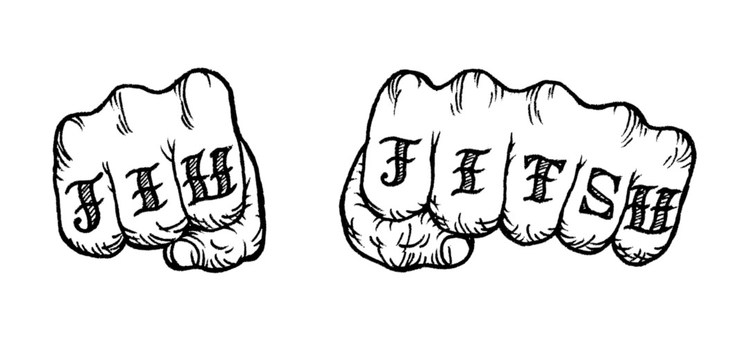 Jiu Jitsu Hands